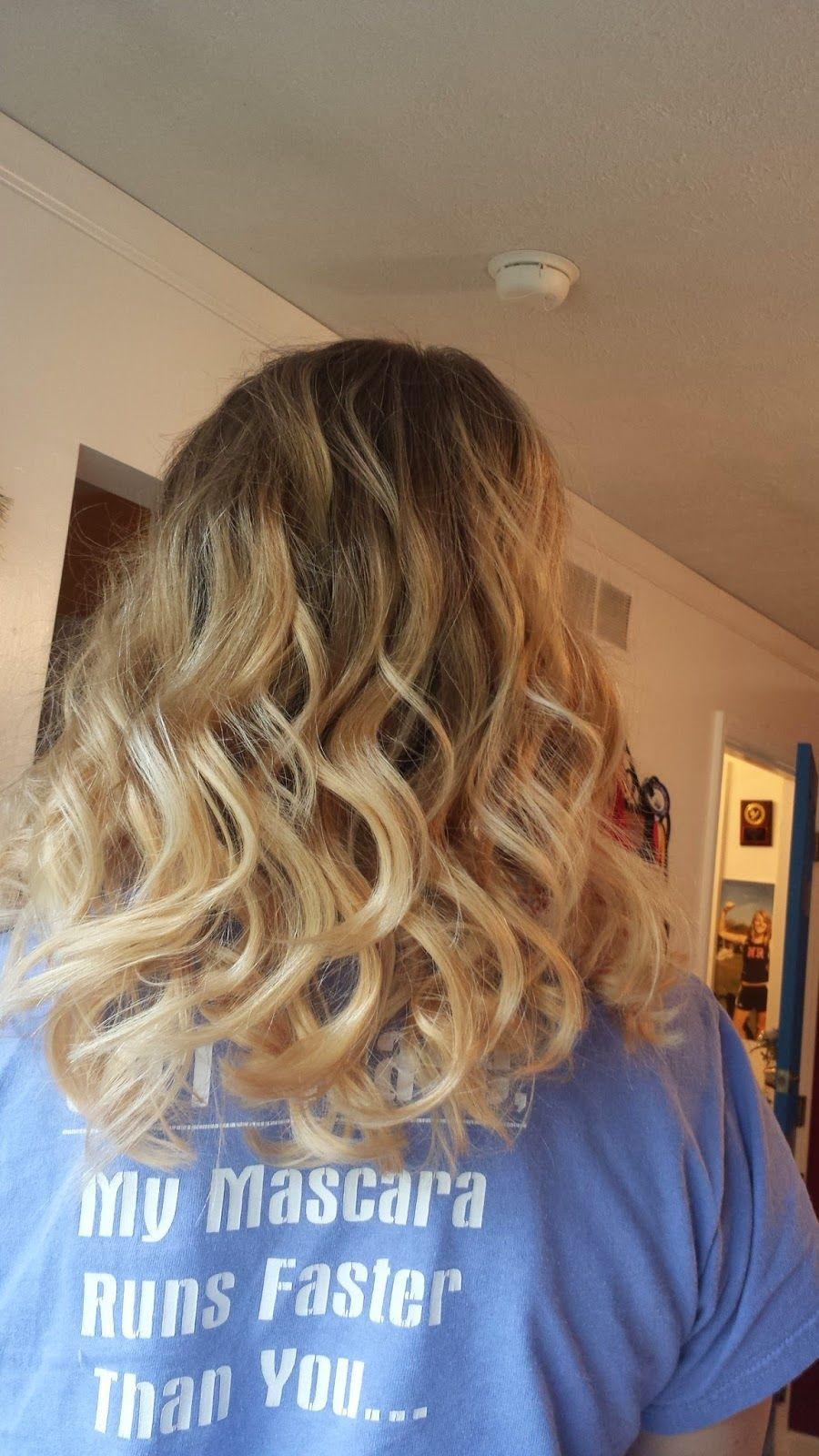 Heatless Overnight Curls Beyoutiful Haircurlstutorial Overnight Curls Overnight Curls Short Hair Curled Hairstyles For Medium Hair