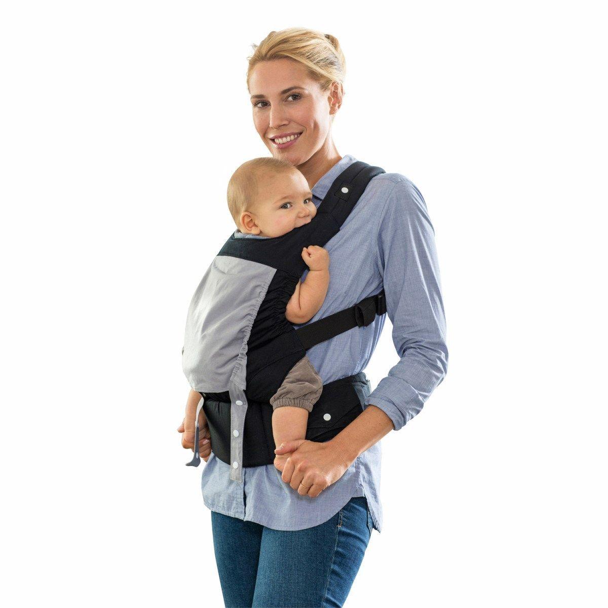 Porte bébé Smart carrier Noir   Porte bébé