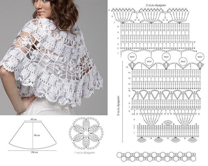 boleros-crochet (1) | tejidos telar- crochet | Pinterest | Boleros ...