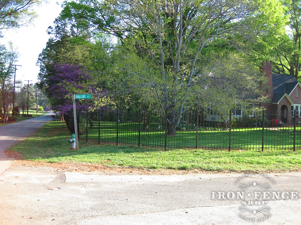 Front Yard Fence Ideas Backyard Fences Fence Design Fence