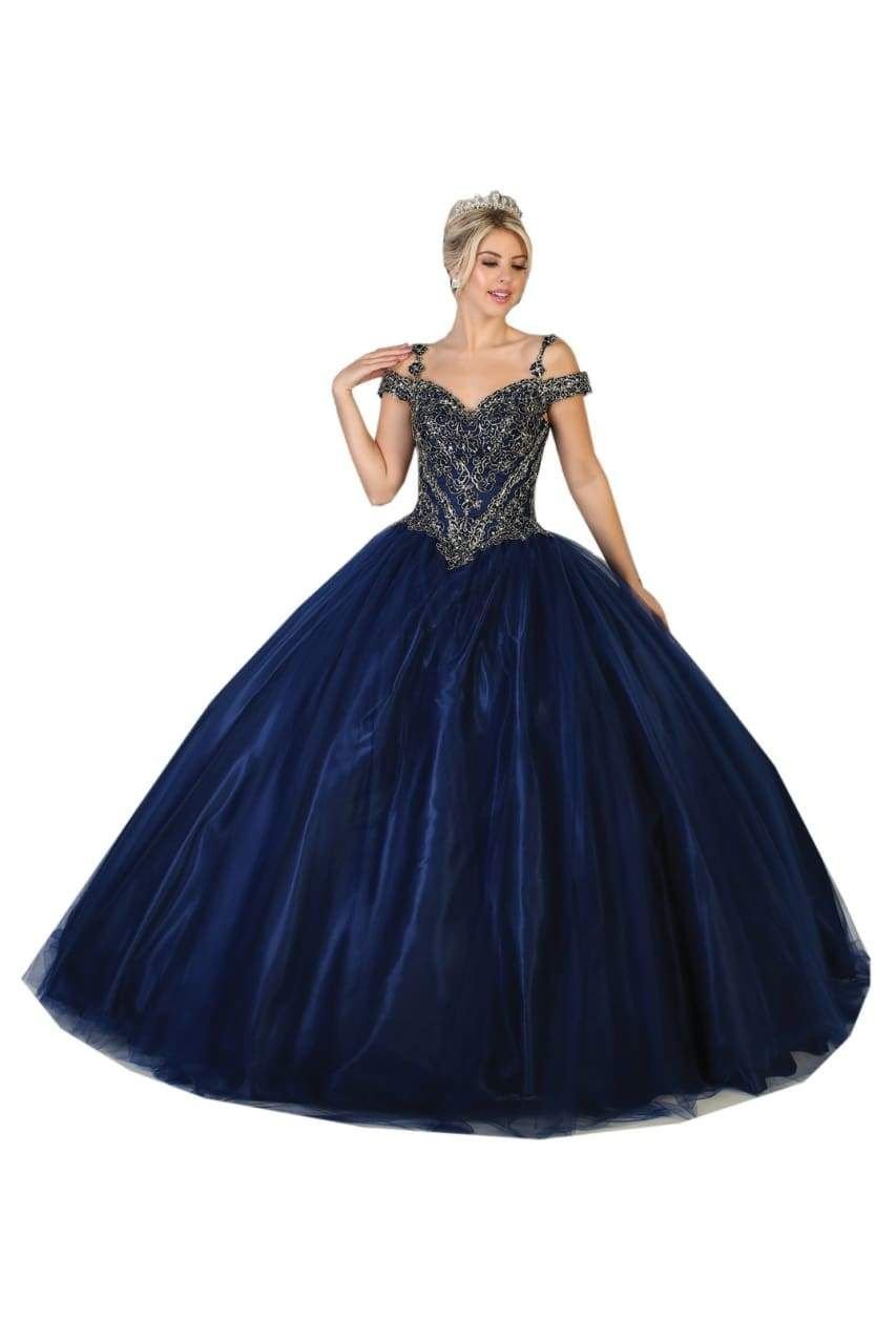 Off Shoulder Masquerade Ball Gown #masqueradeballgowns