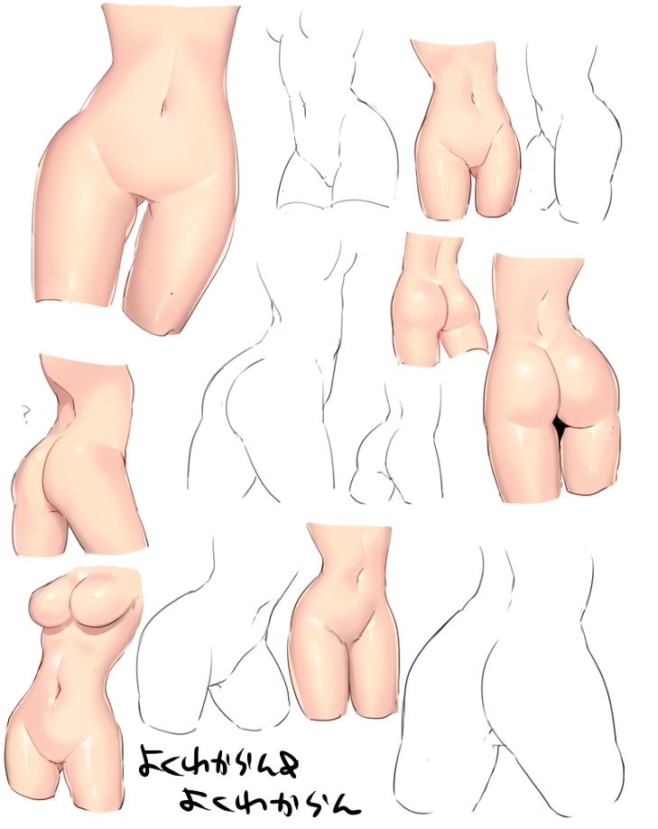 片桐@Lv2チート③発売中 on | Anatomía y Dibujo