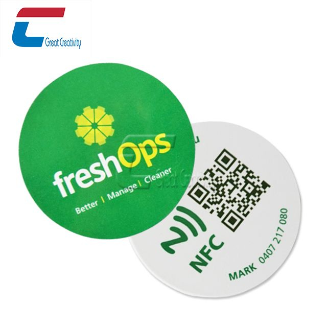 Supermarket Club Cr80 Plastic Nfc Membership Card With Qr Code Printing Plastic Card Membership Card Printed Cards