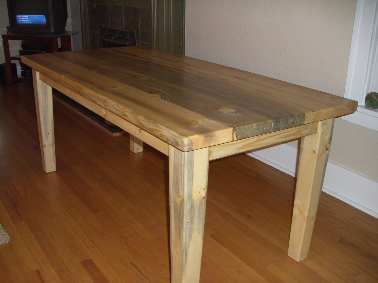 Dining And Kitchen Tables Farmhouse Industrial Modern Pine
