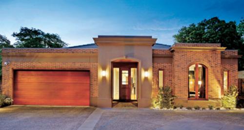 Imagenes de fachadas de casas de un solo piso estilo for Fachadas de casas de un solo piso