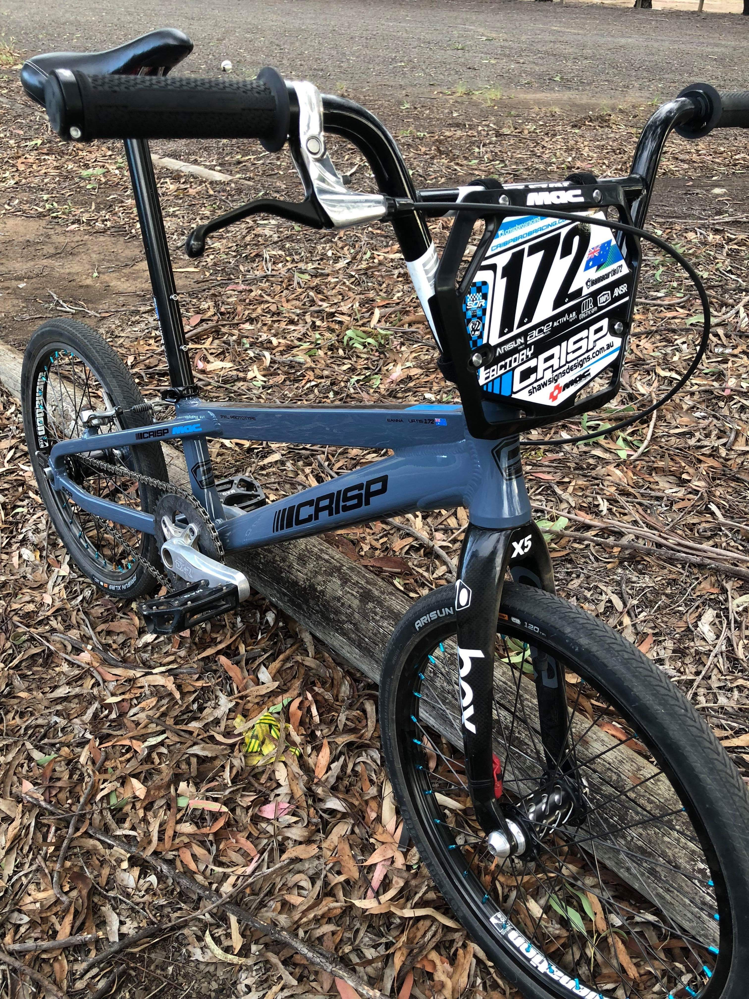 Cbr02 Prototype 2018 With Images Racing Bikes Bmx Racing
