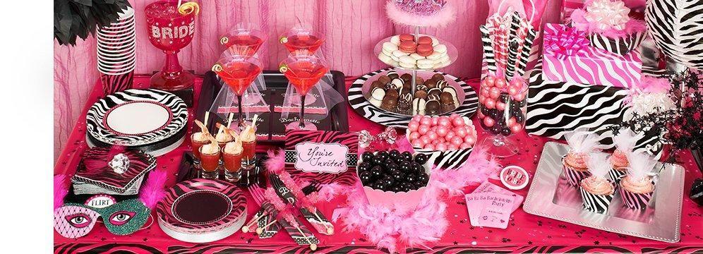 Bachelorette Party Ideas Dessert Table Photo Details