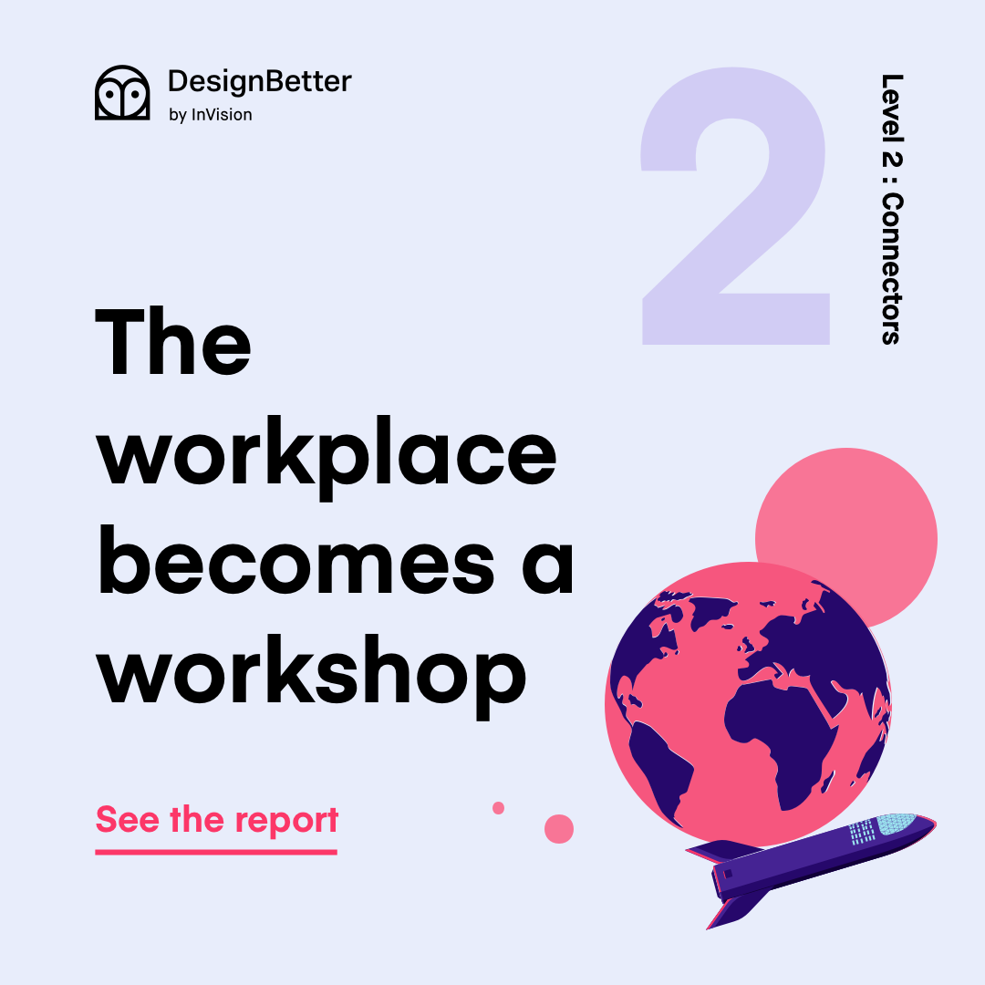 An industry-spanning report that redefines design maturity today