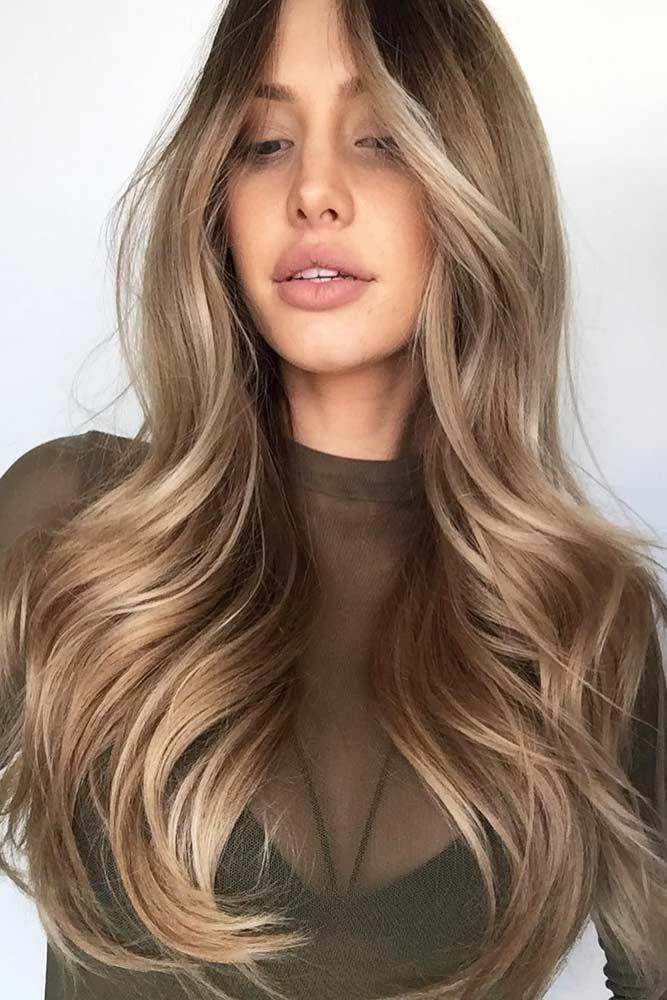 karamel blond hårfarve