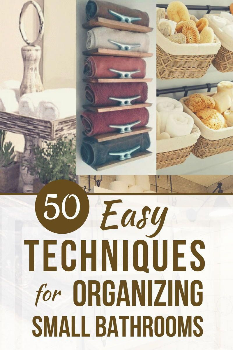 These DIY organization hacks will help you maximize the ...