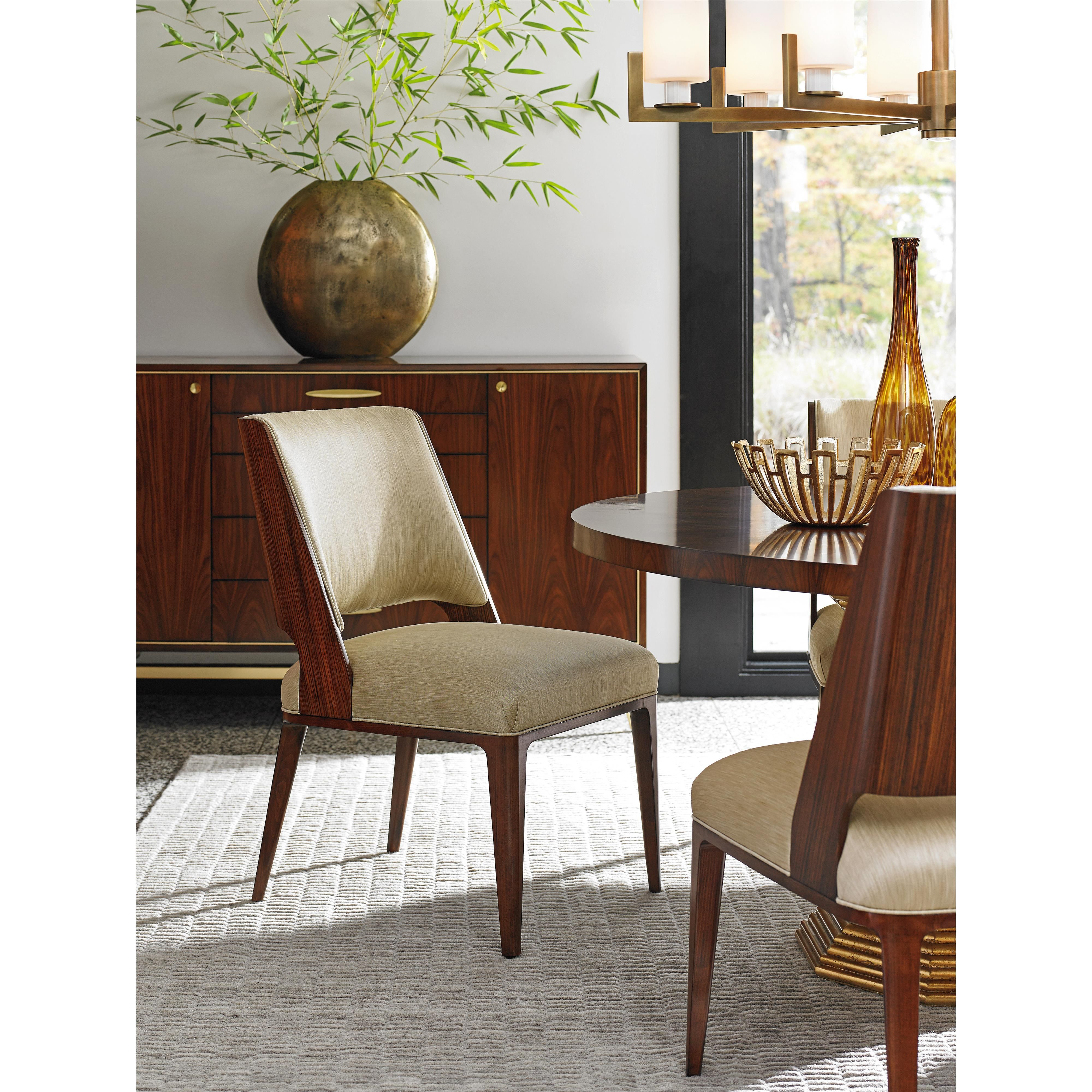 Delightful Inspired By The Classic Mid Century Modern Love Of Open Space, Natural  Light, And · Upholstered Dining ChairsOpen ...