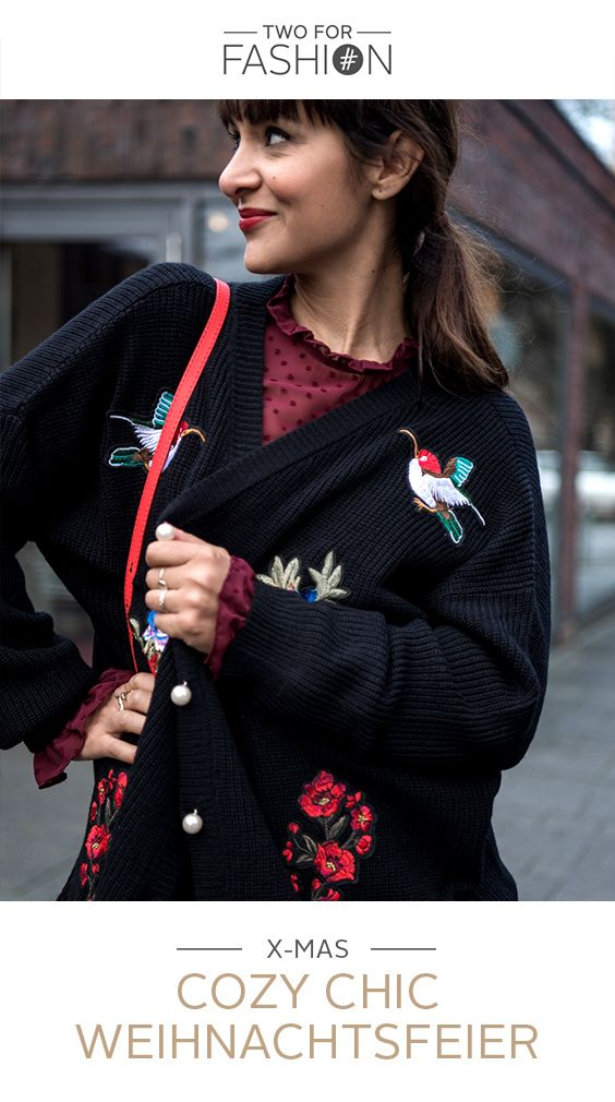 🌟 Die stylishsten Looks für eure Weihnachtsfeier 🌟 | Classy, Cozy ...