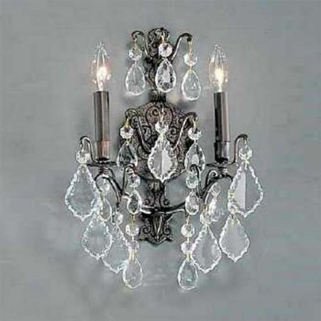 C135-8000-AB Versailles Collection Antique Bronze Finish Fixture By Classic Lighting