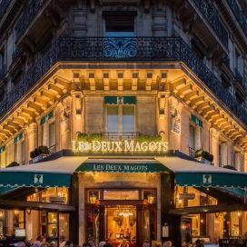 Le dues magots Paris France