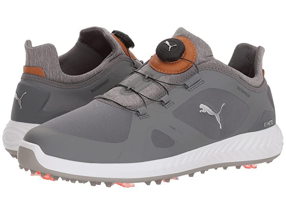 Men's Golf Shoes. PUMA Golf locks the