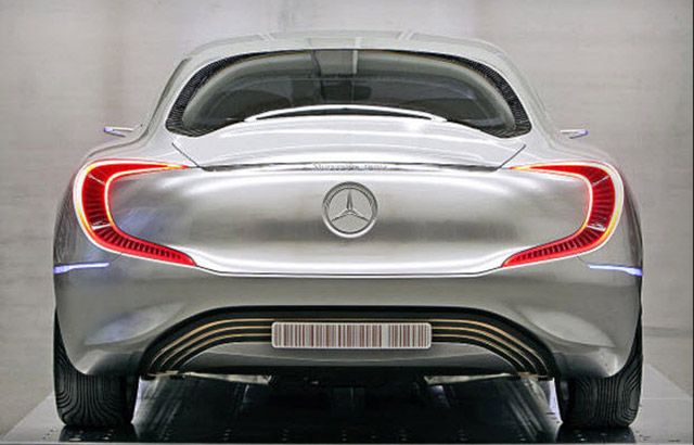 Mercedes F125 The Fuel Cell Hybrid From The Year 2025 Pics