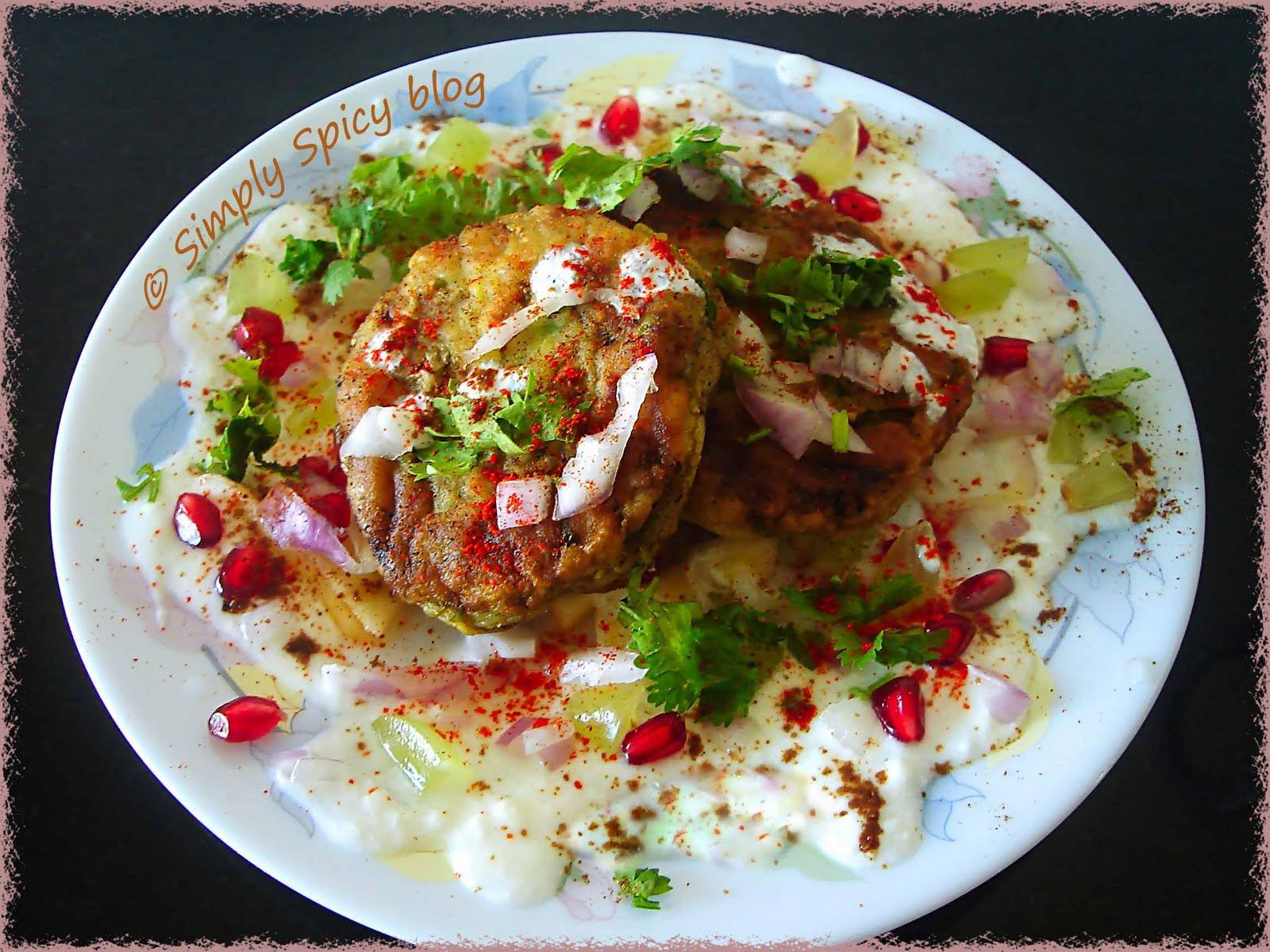 aloo chaat recipe   indian cuisine previous chickpea chaat ...  Aloo