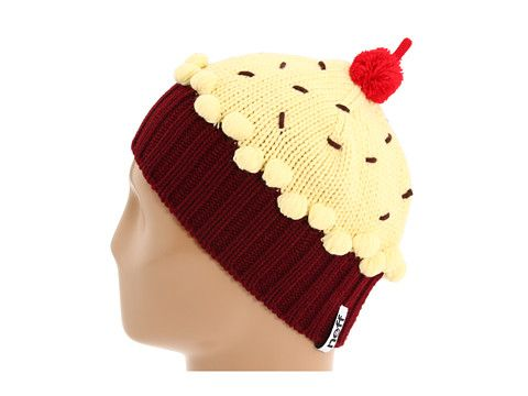 8bd6622b97b Neff Cupcake Beanie Red Velvet - Wear anytime you want to have your cake and  eat it too.