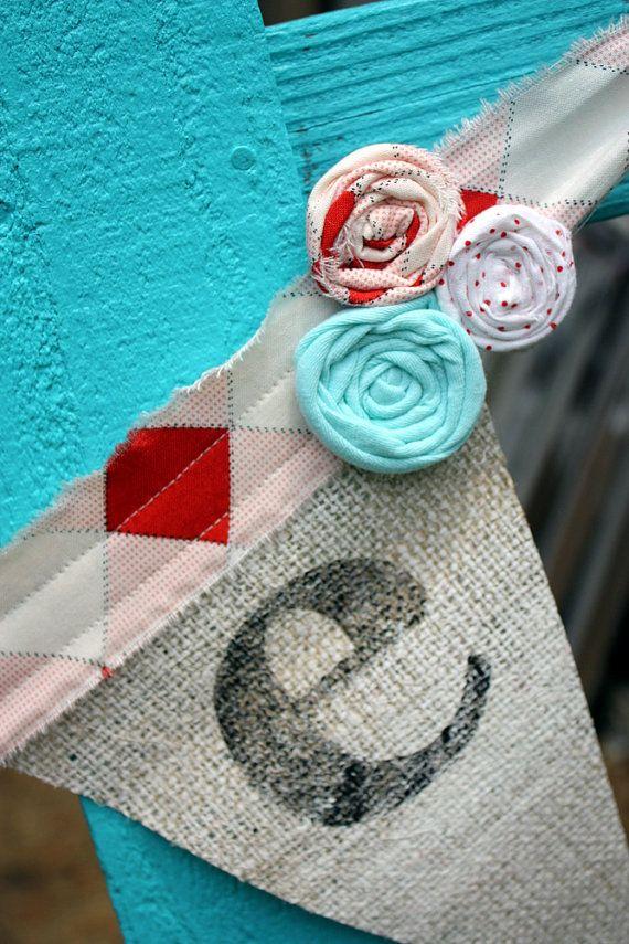 Name bunting | Birthdays | Pinterest | Banderin, Guirnaldas y Marcos