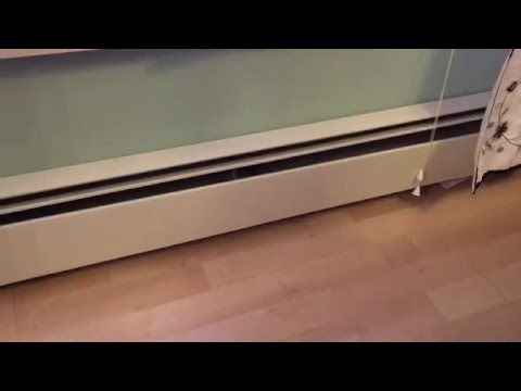 62 How To Disassemble And Clean Your Baseboard Heaters Youtube Baseboard Heater Baseboards Baseboard Radiator