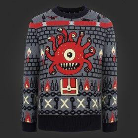 Beholder Knit Sweater