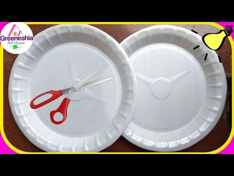 Best out of waste paper plates crafts   Easy paper plate crafts for kids   Crafts for kids  YouTube is part of Paper plate crafts for kids -