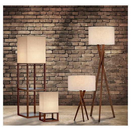 Adesso brooklyn floor lamp floor lamp target and apartments mozeypictures Images