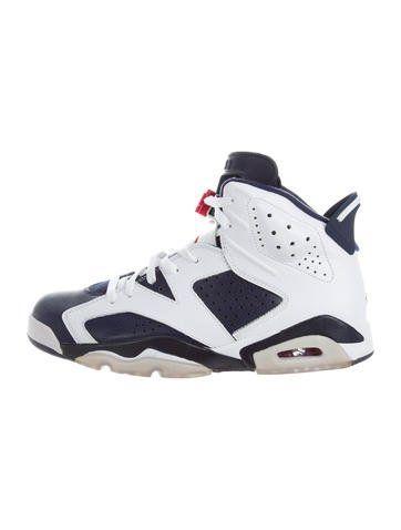 3164f43338f Nike Air Jordan Retro 6 Olympic London   Products   Pinterest