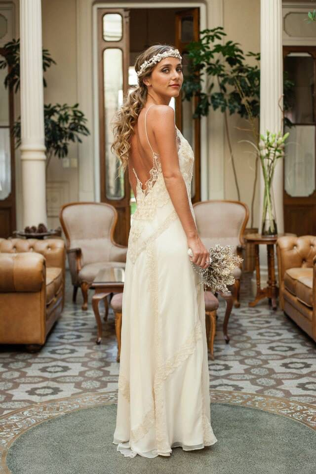 Boho Bride. Beautifull hippie chic bride | Boho bride | Pinterest