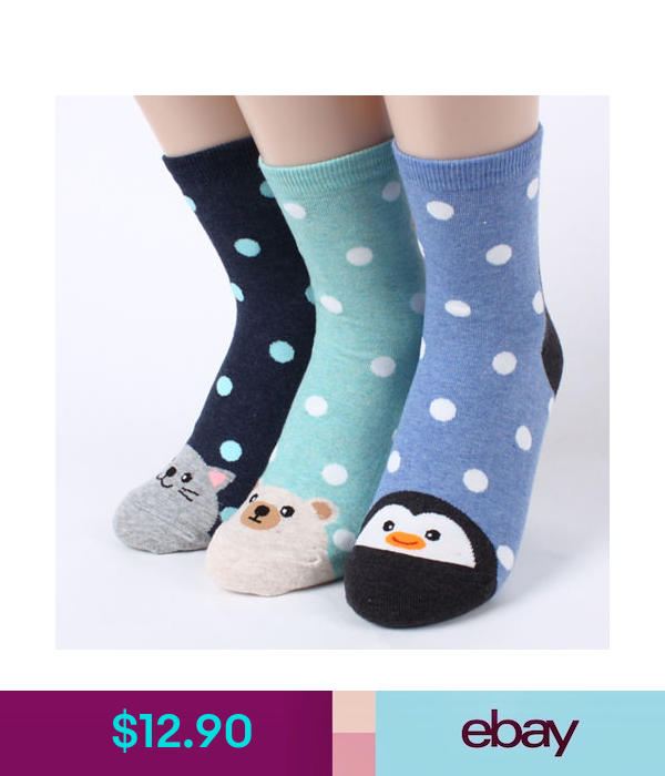 Cute Giraffe Cartoon Unisex Crazy Pattern Crew Socks Socks For Boys And Girls