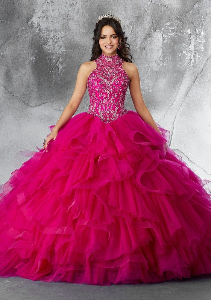 4055ae4e7e Quinceanera Dress  quinceaneradress  morilee  joyfuleventsstore   vizcayacollection  89187
