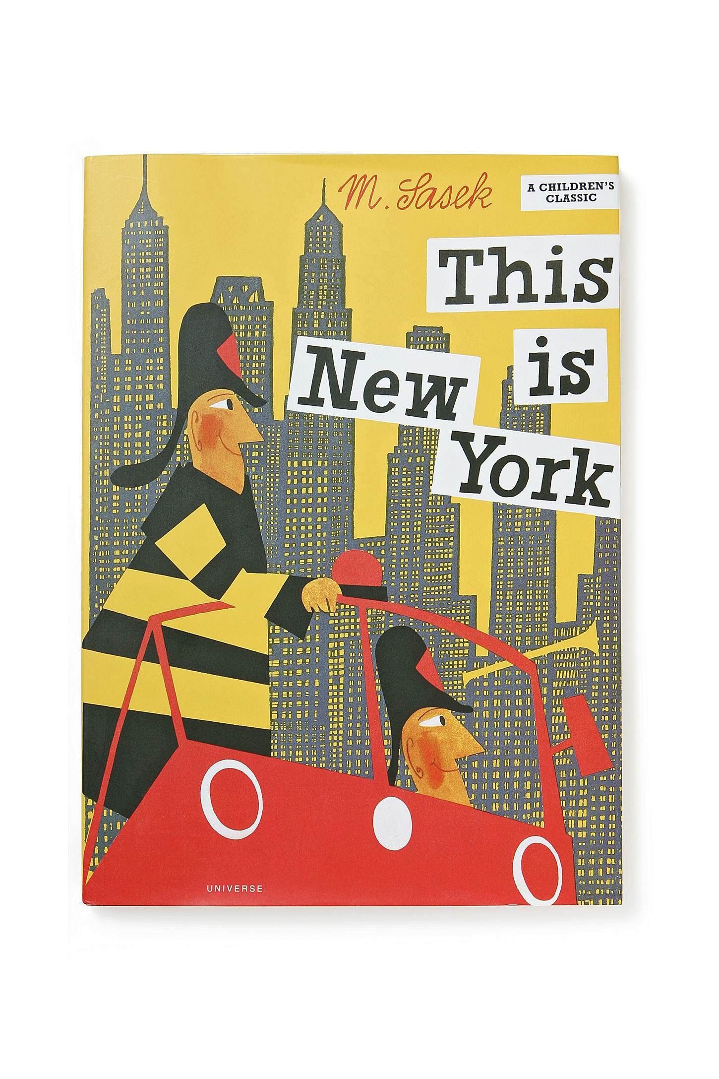 This is New York, Sasek, $17.95 Anthro | New york poster ...