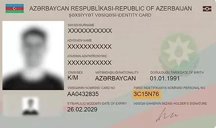 Fin Kod Nedir Səxsiyyət Vəsiqəsinin Fin Kodu 3 Incoming Call Screenshot Republic Cards