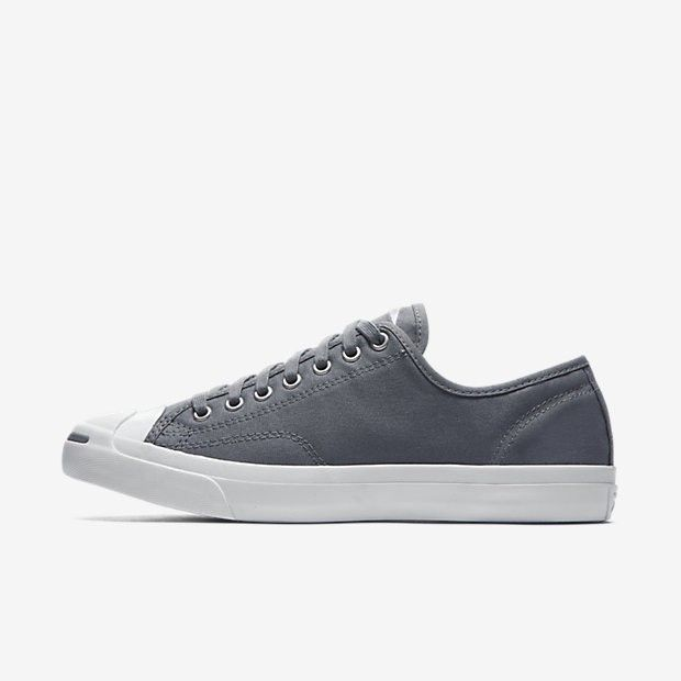 fc5c693f4391 Converse Jack Purcell Ivy Campus Colors Low Top - M 14   W 15.5 Silver