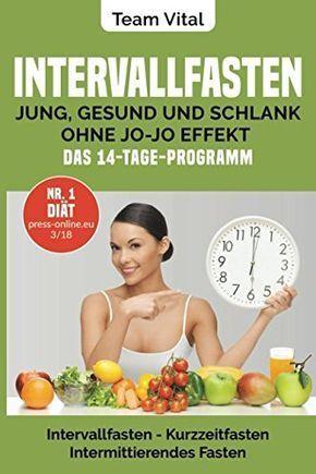 16:8 Intervallfasten: Die 8-Stunden-Diät erklärt