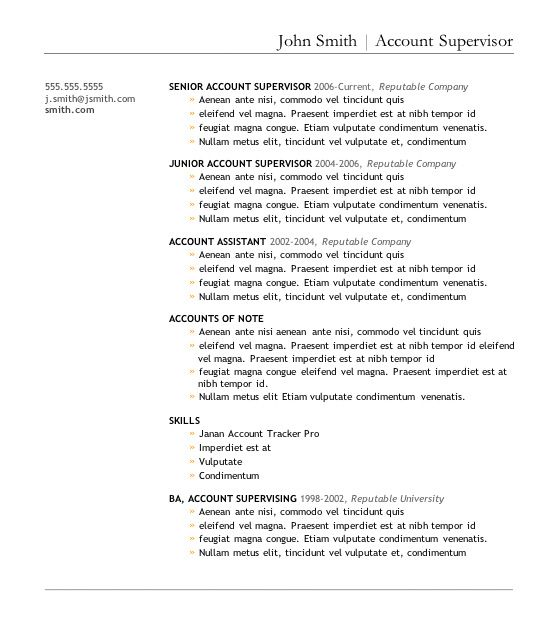 top 10 resume templates download related post samples free