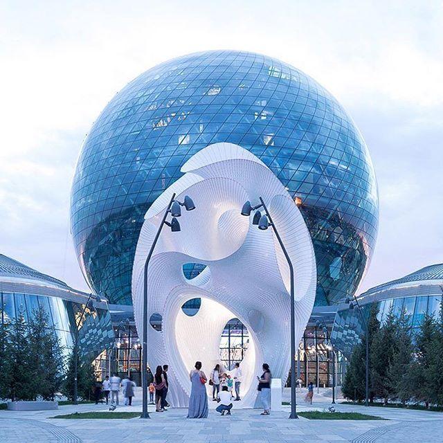 Incredible Minima Maxima Pavilion Designed By Theverymany At The Adrian Smith Gordon Gill Designed E Amazing Architecture Technology Photos Design Milk