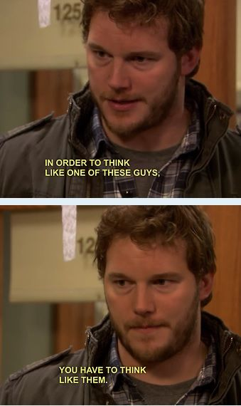 Andy Dwyer stating the obvious. HA HA! (Parks and Recreation ...