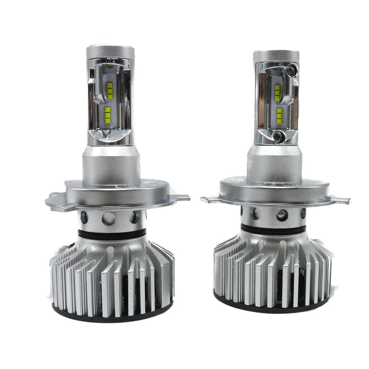 G11 H4 Led Headlight Kit 6000 6500k 12 24v Adjustable Base Small Size Easy Installation Led Headlights Adjustable Base Headlights