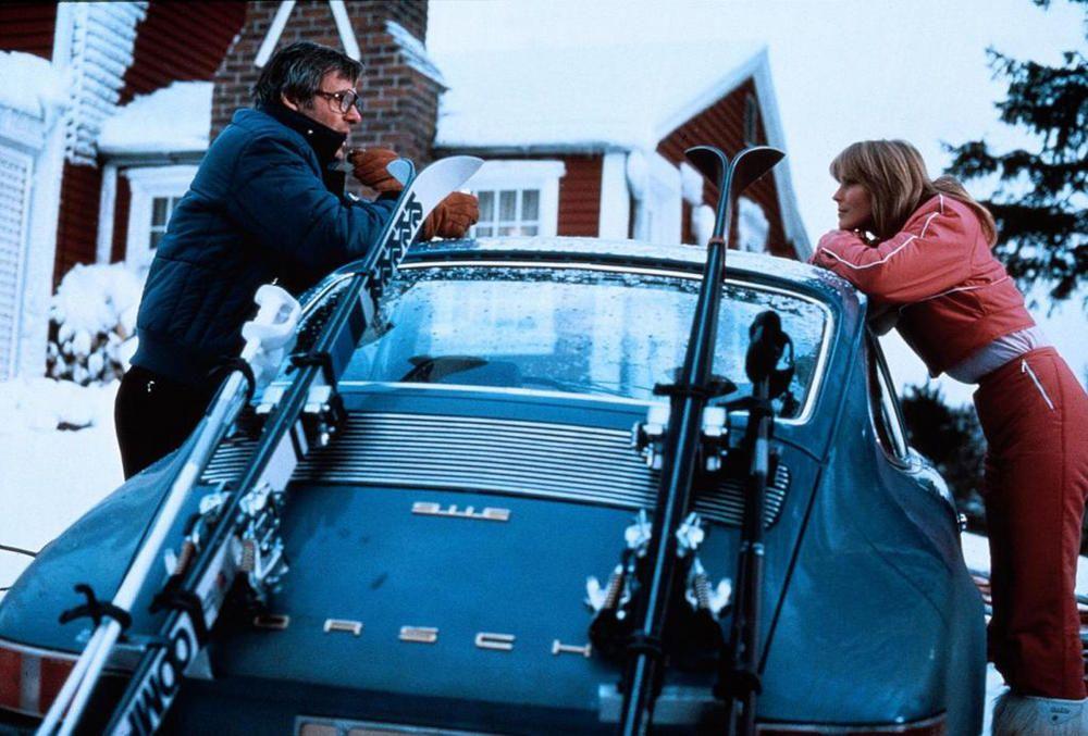 Foto do carro de Bo Derek