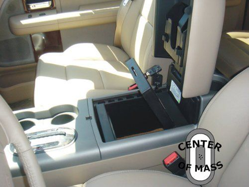Console Vault Safe For Ford F150 And Lincoln Lt Floor