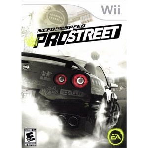 Need For Speed Prostreet Wii With Images Need For Speed Prostreet Need For Speed Xbox 360