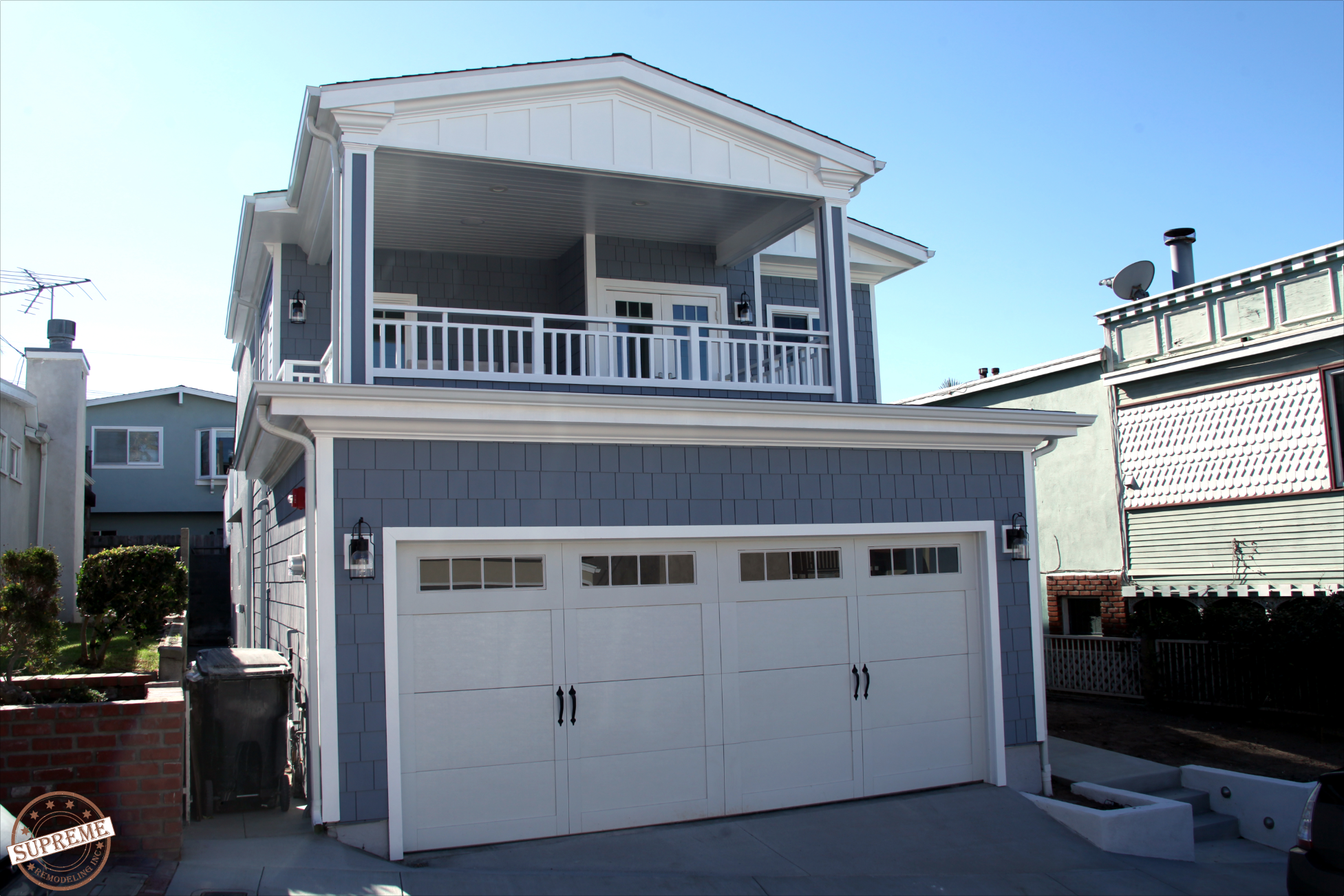 2nd Floor Addition By Supreme Remodeling Hermosa Beach Ca 2017