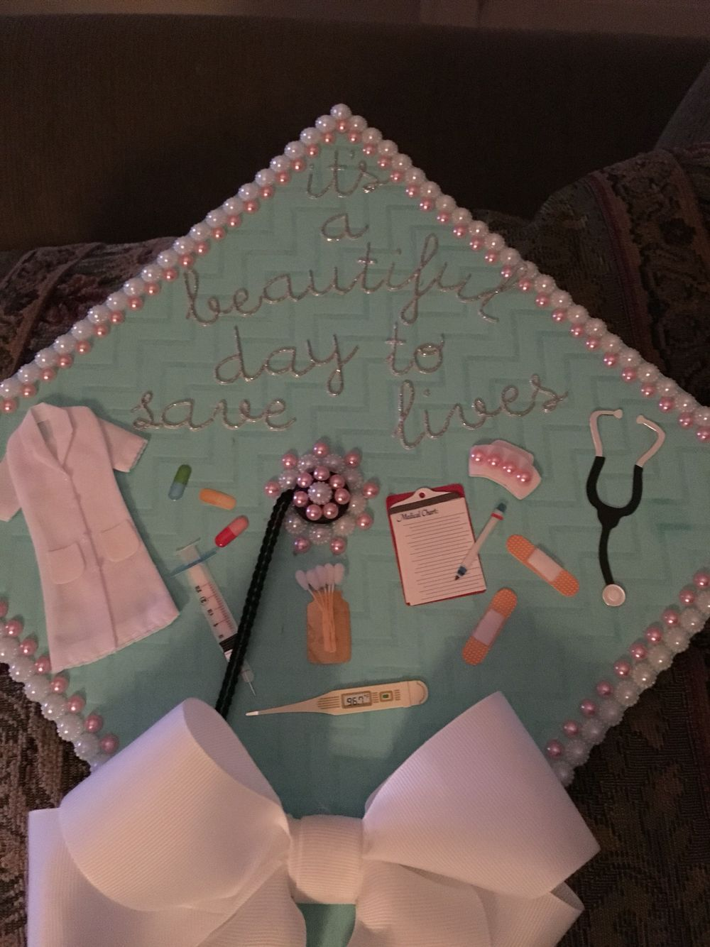 Image result for off to medical school graduation cap   grad caps ...