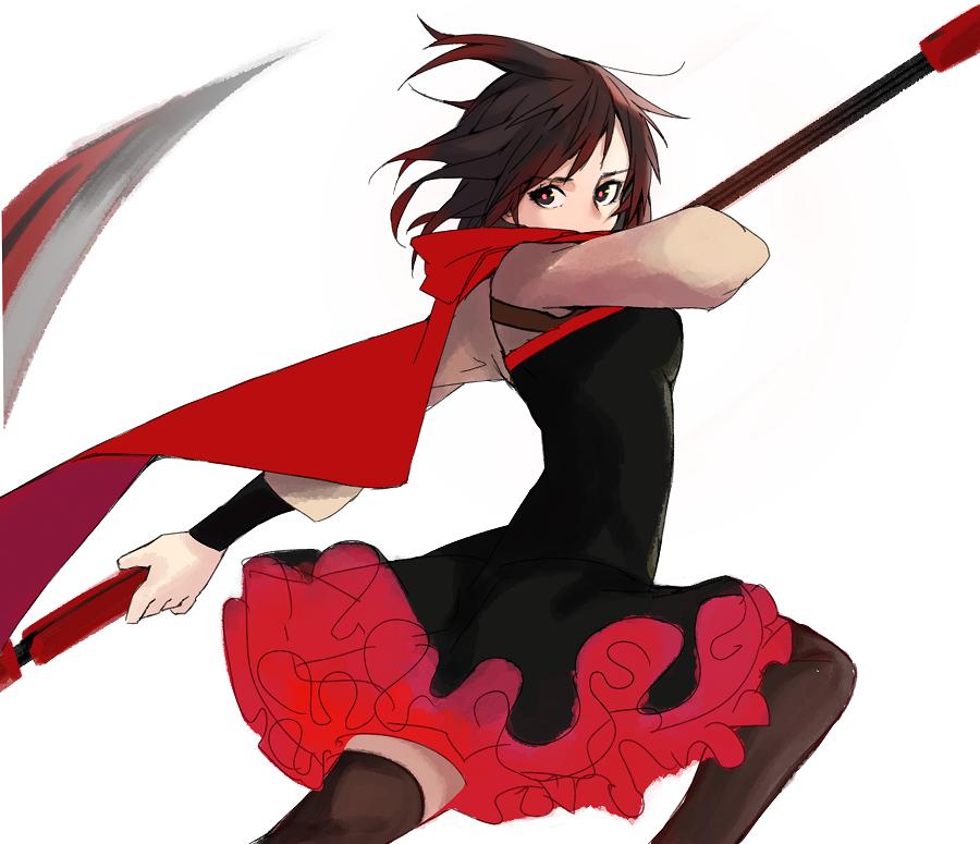 """""""Ruby Rose"""" (Dengan gambar)"""