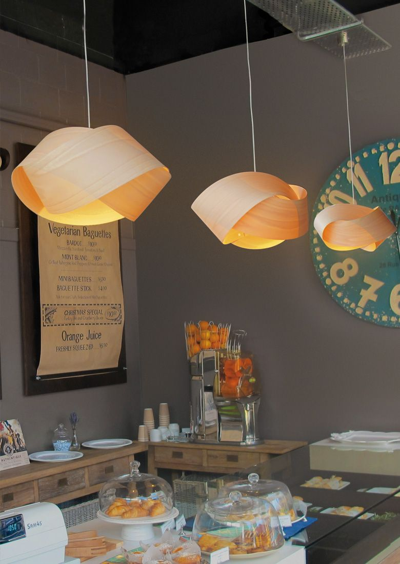 LZF Lamps | Nut, Suspension Lamp. Baguette & Co | Wood touched by ...