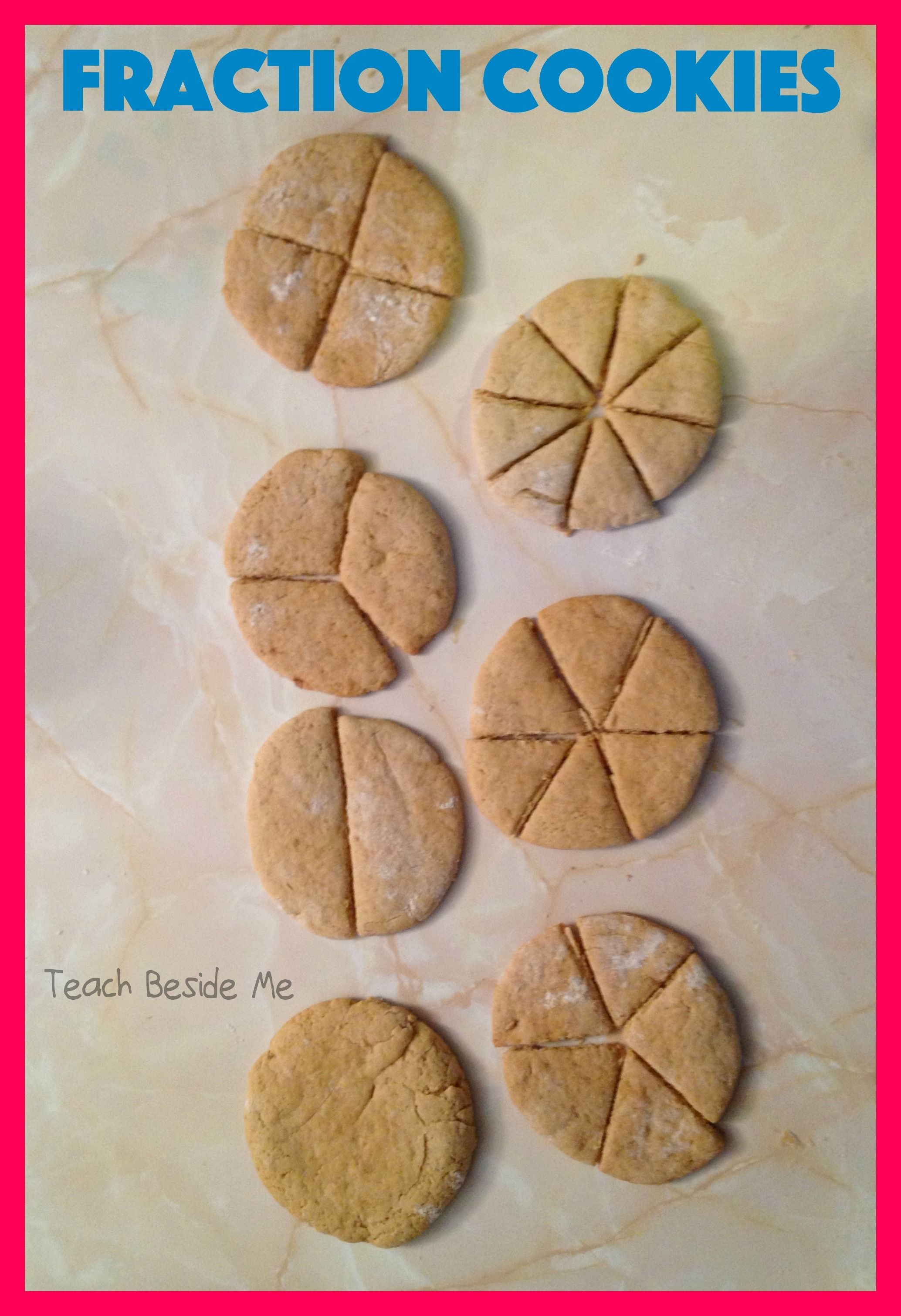 Learning Fractions With Cookies