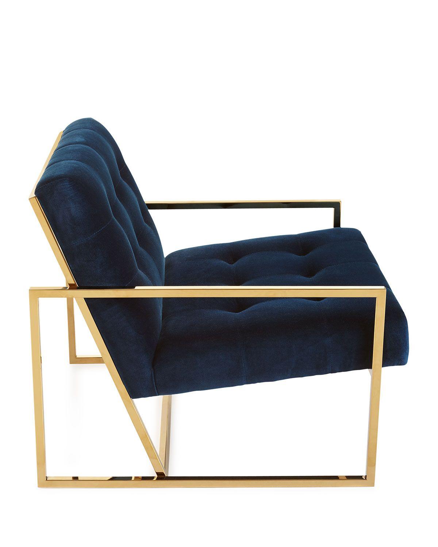 Jonathan Adler, Goldfinger Lounge Chair