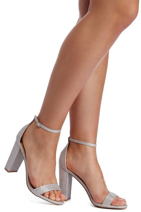 Steve Madden Womens Ritter Fabric Open Toe Special Occasion Pewter Size 80 LD