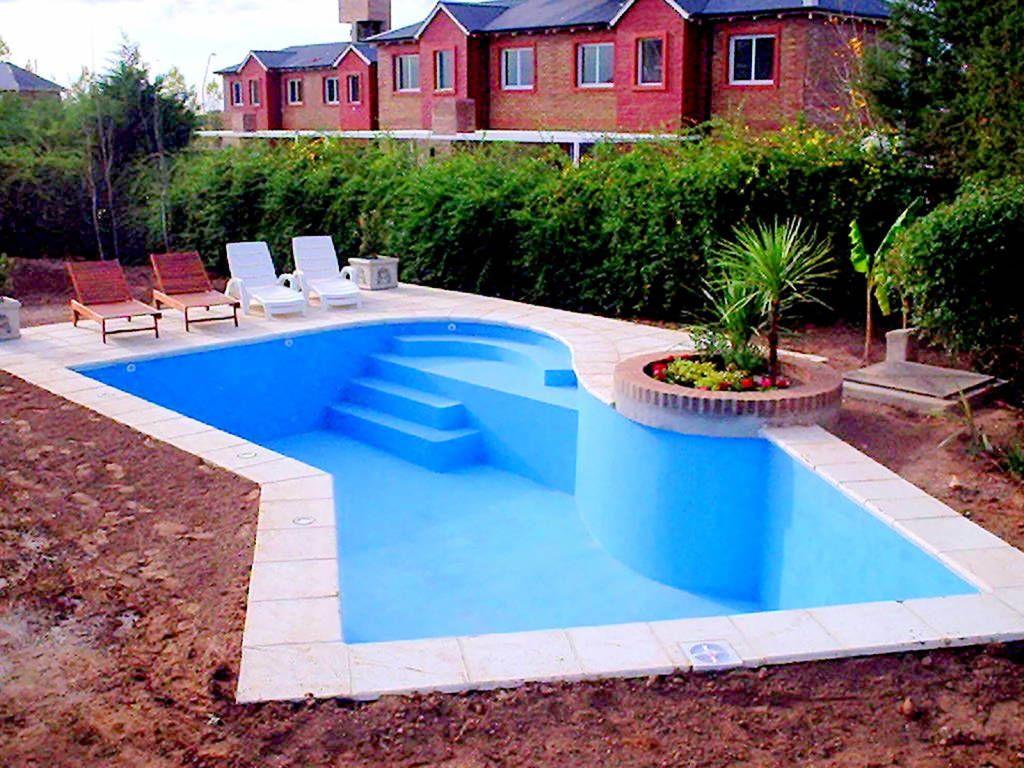 piscinas familiares piletas de estilo por piscinas scualo On piletas patios chicos